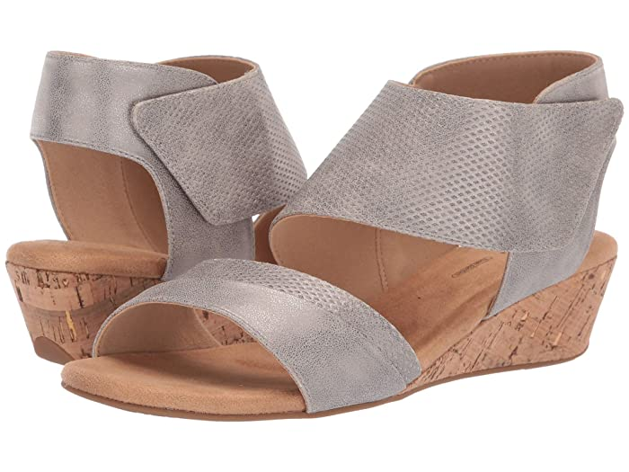 Rockport  Calia Two-Piece Sandal (Taupe) Womens Shoes