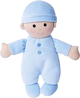 Apple Park First Baby Doll Baby Boy Blue