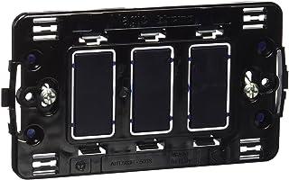 bticino 503R 3P Negro interruptor eléctrico - Accesorio cuchillo eléctrico (Negro)