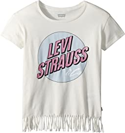 Levi's® Kids - Fringe Knit Tee (Big Kids)
