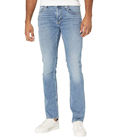 Hudson Jeans Byron Five-Pocket Straight Zip Fly in Irving Park (Irving Park) Men