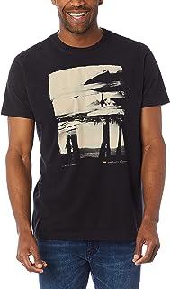 Camiseta Vintage Ipanema, Osklen, Masculino, ,