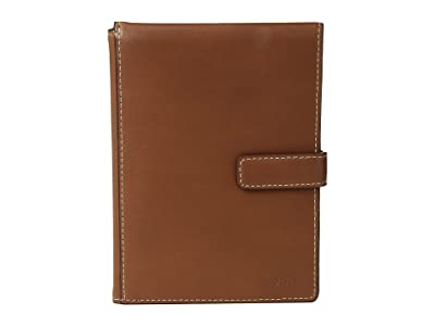 Lodis Accessories Audrey RFID Flip Ticket/Passport Wallet (Sequoia/Papaya) Bi-fold Wallet