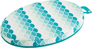 Creative Baby Koi Comfort Bath Kneeler, Oval-Shape, Blue
