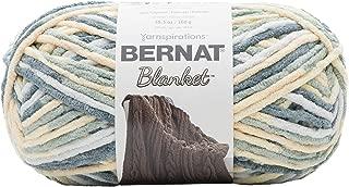 Bernat Blanket Yarn, 10.5 oz, Soft Sunshine Green, 1 Ball