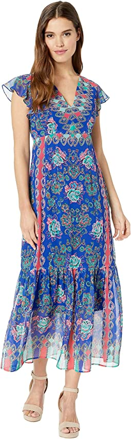 Folkloric Maxi Dress