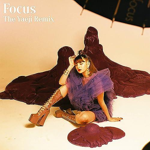 Focus Yaeji Remix By Charli Xcx On Amazon Music Amazon Com