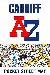 Cardiff A-Z Pocket Street Map