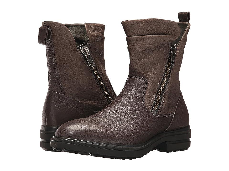 ECCO Zoe Mid Boot (Steel/Warm Grey) Women