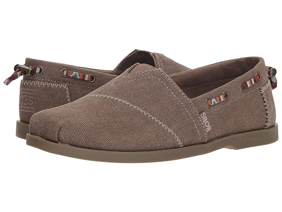 BOBS from SKECHERS Chill Luxe Autumn Crush (Brown) Women