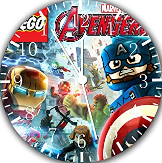 Best superhero wall clock Reviews