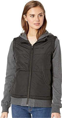 Eternal Quilted Fleece Jacket