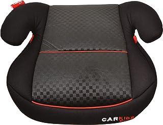 Carkids Sitzerhöher Schwartz Rot Gruppe 2/3, schwarz - 4310001