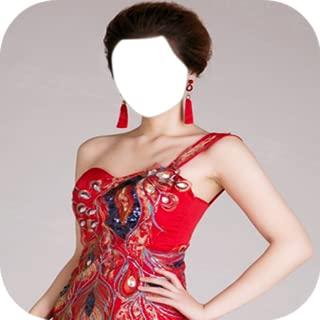 Chinese Wedding Dress Photo Maker