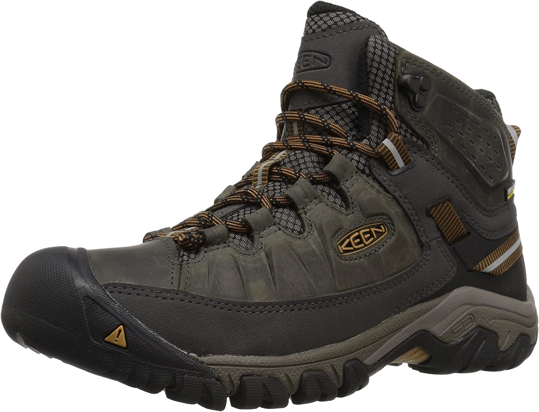 Keen Men's Targhee iii mid Leather wp-m Hiking Boot
