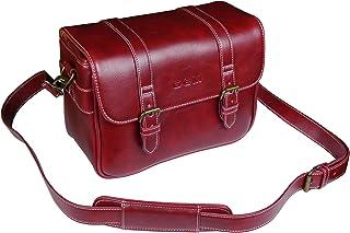 GEM CLCPSX410530RED Estuche para cámara fotográfica Cubierta de Hombro Rojo - Funda (Cubierta de Hombro Canon SX410 IS SX530 HS Tirante para Hombro Rojo)