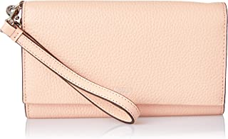 Oroton Women's Avalon Clutch Wallet & Pouch, Dusty Pink, One Size
