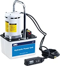 OTC (4044) RamRunner Two-Stage Electric/Hydraulic Pump - 2 Position/2 Way, Manual Valve