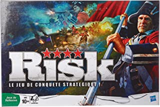 Hasbro Risk Board Game - 10 Years & Above