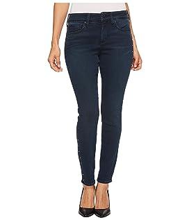 Petite Ami Skinny Jeans in Future Fit Denim in Mason