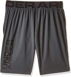 Under Armour Men's Vanish Woven Short Novelty Shorts, Grey (Pitch Gray/Black), Large