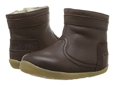 Bobux Kids Step Up Bolt (Infant/Toddler) (Espresso Brown) Kid