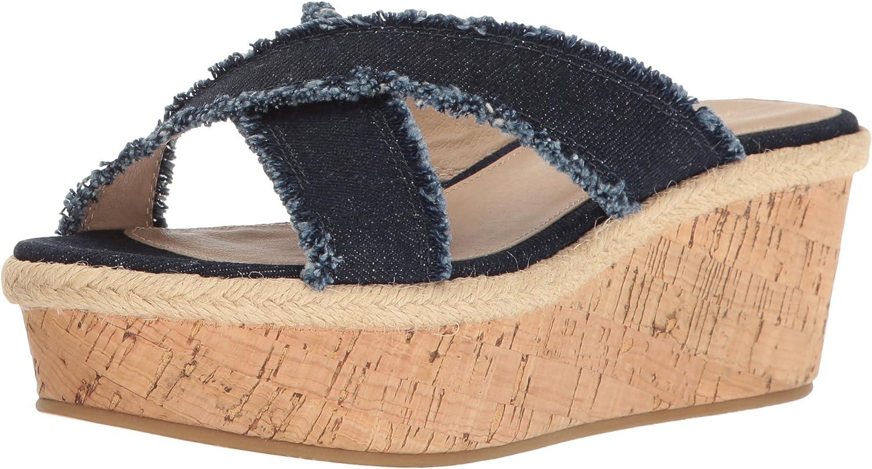 Pelle Moda Womens Hariet-dn Heeled Sandal