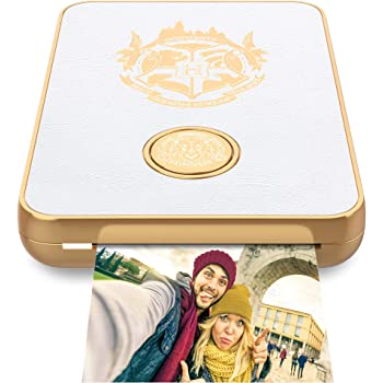 Lifeprint Harry Potter Magic Photo and Video Printer for iPhone and Android. Your Photos Come to Life Like Magic White LP007-5