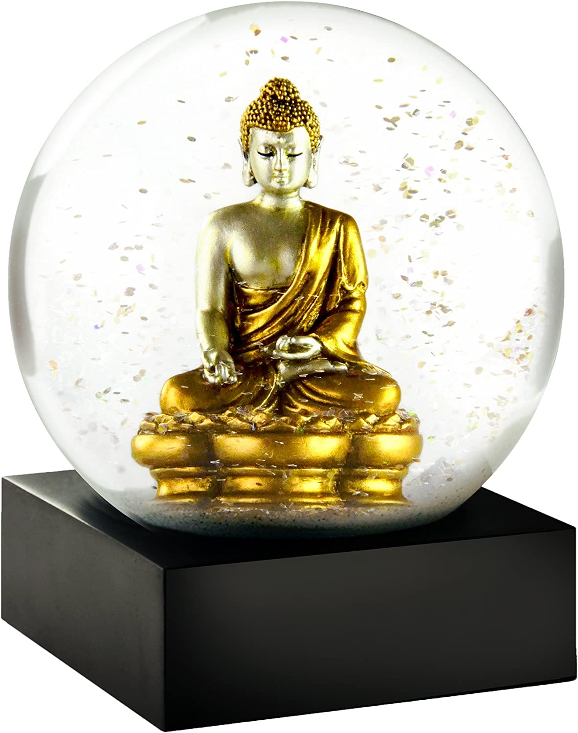 Superior Sale Special Price CoolSnowGlobes Gold Buddha Globe Snow Cool