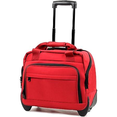 Members Essential On-Board Lightweight Laptop Case on Wheels - 45 x 37 x 20 cm