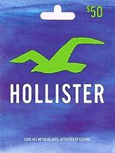 Hollister Gift Card