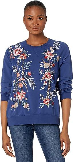 Caspian Raglan Sweatshirt