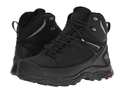 Salomon X Ultra Mid Winter CS WP (Black/Phantom/Trellis) Women