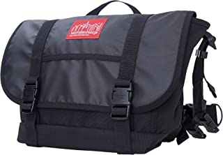 Manhattan Portage NY Minute Messenger Bag Black Medium