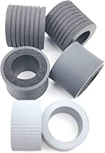 $74 » Case of 5 Packs,OKLILI 8262B001AA 8262B001 3601C002AA 3601C002 Scanner Exchange Roller Tire Kit for Canon DR-G1100 DR-G113...