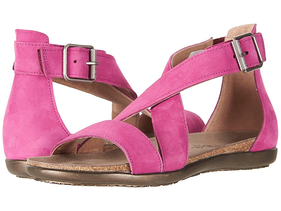 Naot Rianna (Pink Plum Nubuck) Women