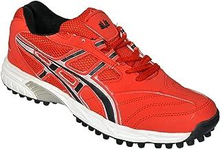 Vijayanti Red Cricket/Hockey for Men's Shoes