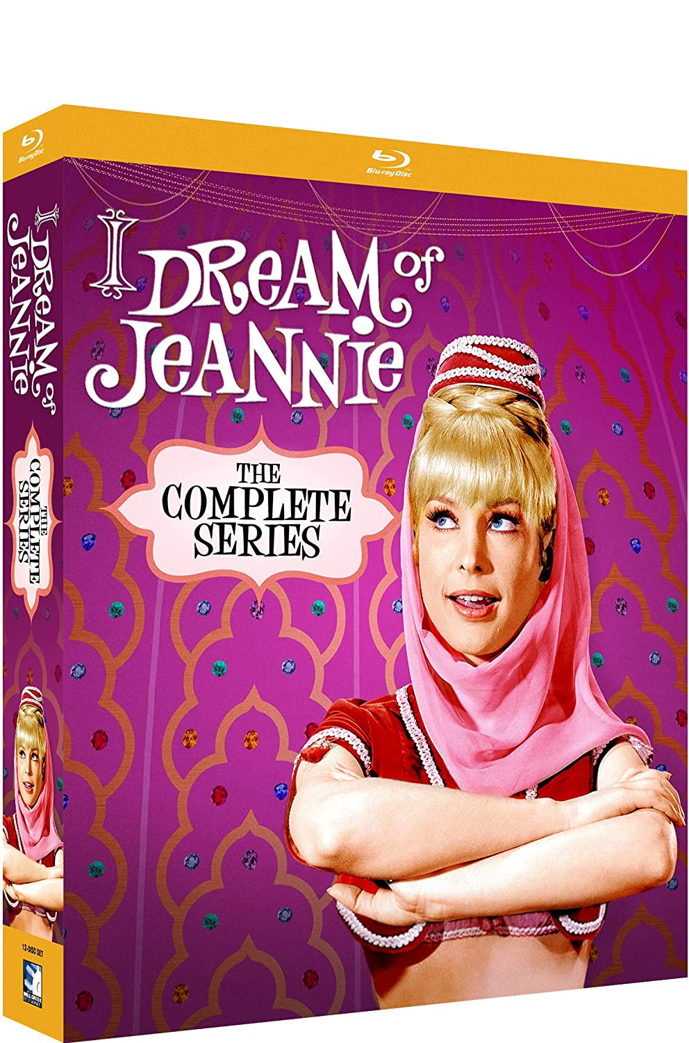 I Ranking TOP8 Dream of Jeannie - Blu-ray Max 53% OFF The Series Complete