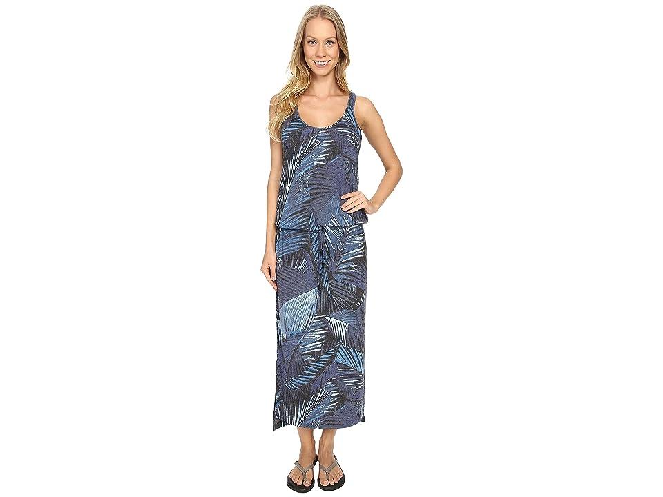 Lole Jacey Dress (Vallarta Blue Palm) Women