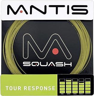 Mantis Tour Response Squash Racket String - 17LG 10m Natural