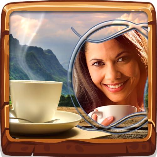 Kaffeetasse Bilderrahmen