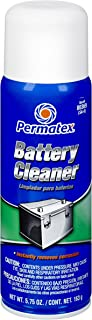 Permatex 80369 Battery Cleaner, 5.75 oz. net Aerosol Can