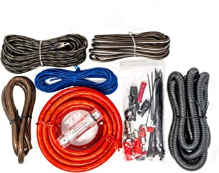 SoundBox ECK4v2, 4 Gauge Amp Kit - Complete Amplifier Install Wiring - 2500W photo