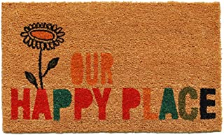 Best welcome to our happy place doormat Reviews