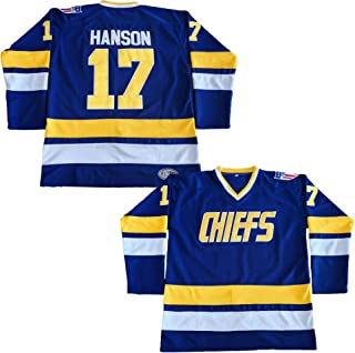 slap shot chiefs jersey