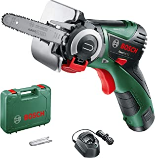 Bosch Cordless Micro NanoBlade Saw Easy Cut 12 (1 Battery, 12 Volt System, 2.5 Ah, in Case)