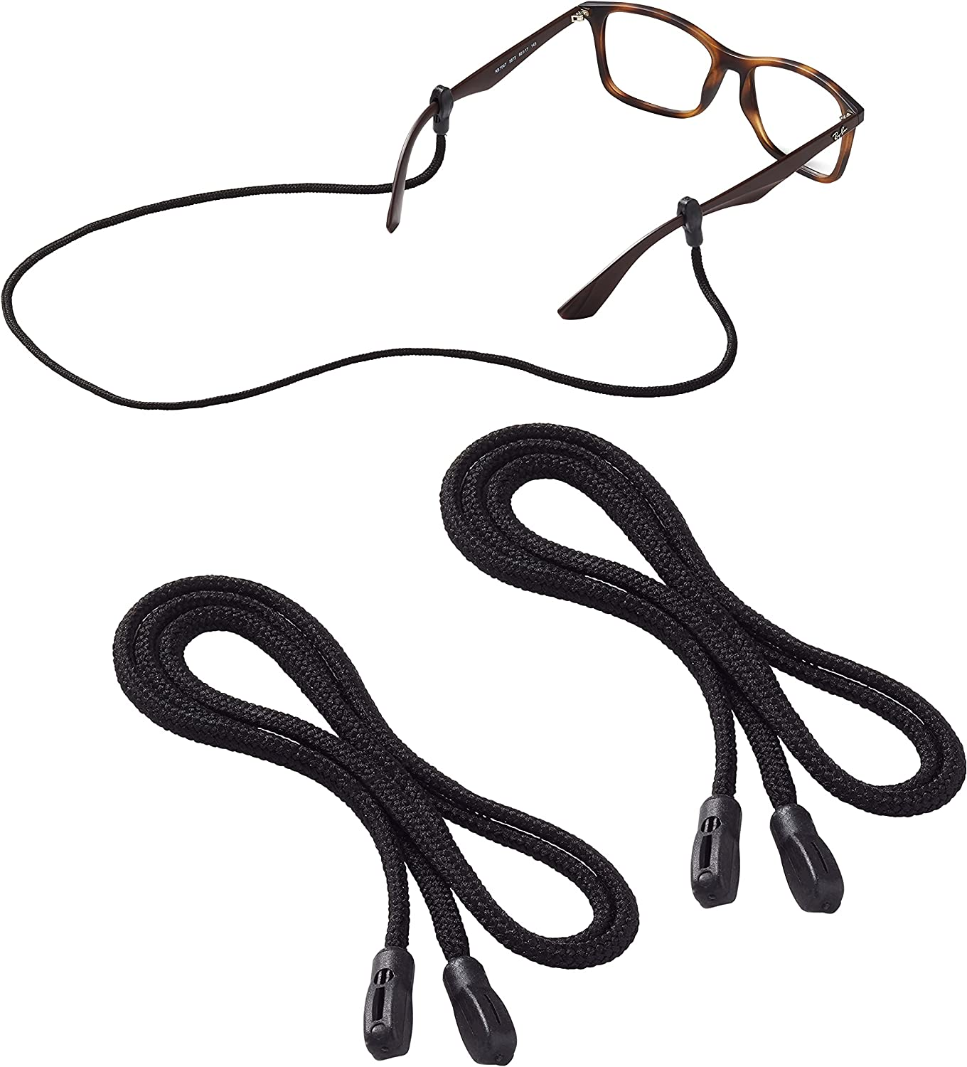 Peeper Keepers Max 51% OFF Eyeglass Retainer Clot w Microfiber Ranking TOP19 Supercord