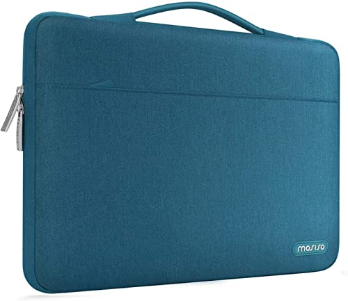 MOSISO 360 Protective Laptop Sleeve Compatible with 13-13.3 inch MacBook Pro, MacBook Air, Notebook Computer, Polyest...