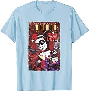 Batman Harley Mad Love T-Shirt