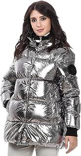 Ciesse Luxury Fashion Womens 194CPWJ02247N5810D9422XM Silver Down Jacket | Fall Winter 19